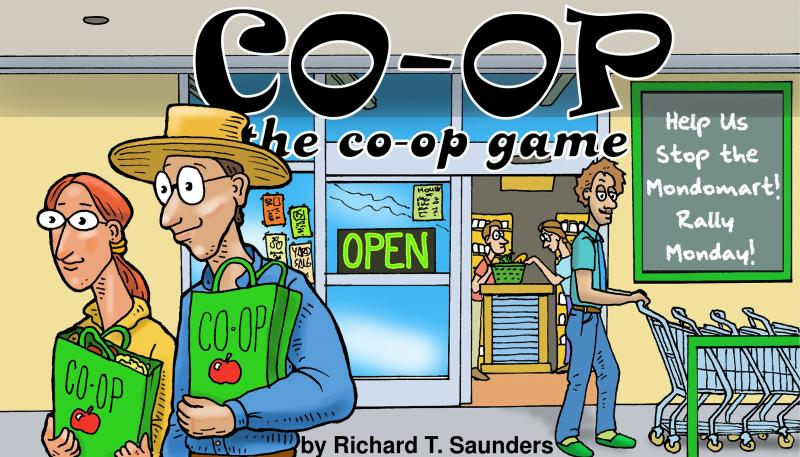 CO-OP: the co-op game